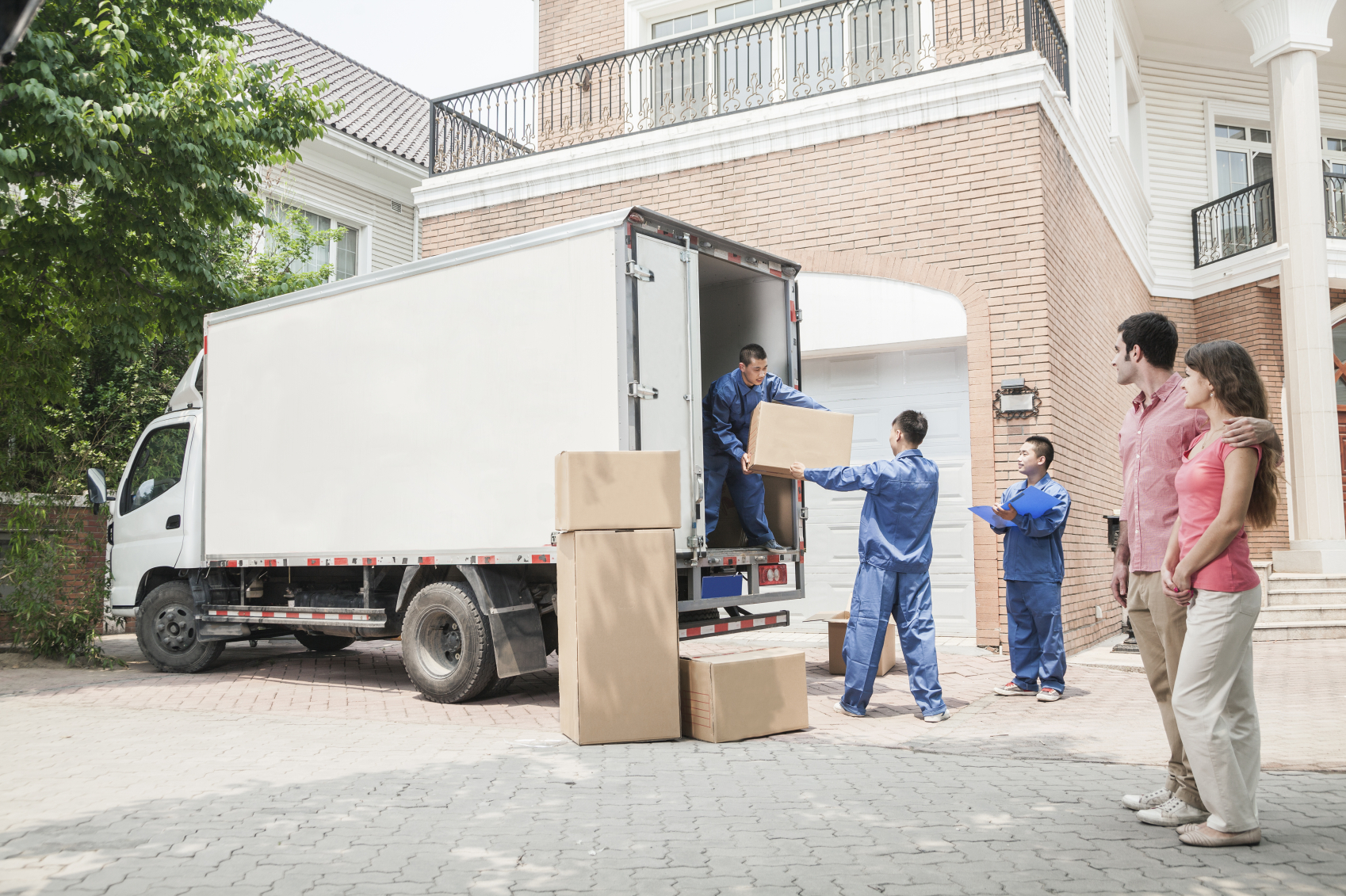 Choosing A Moving Company That Suits You