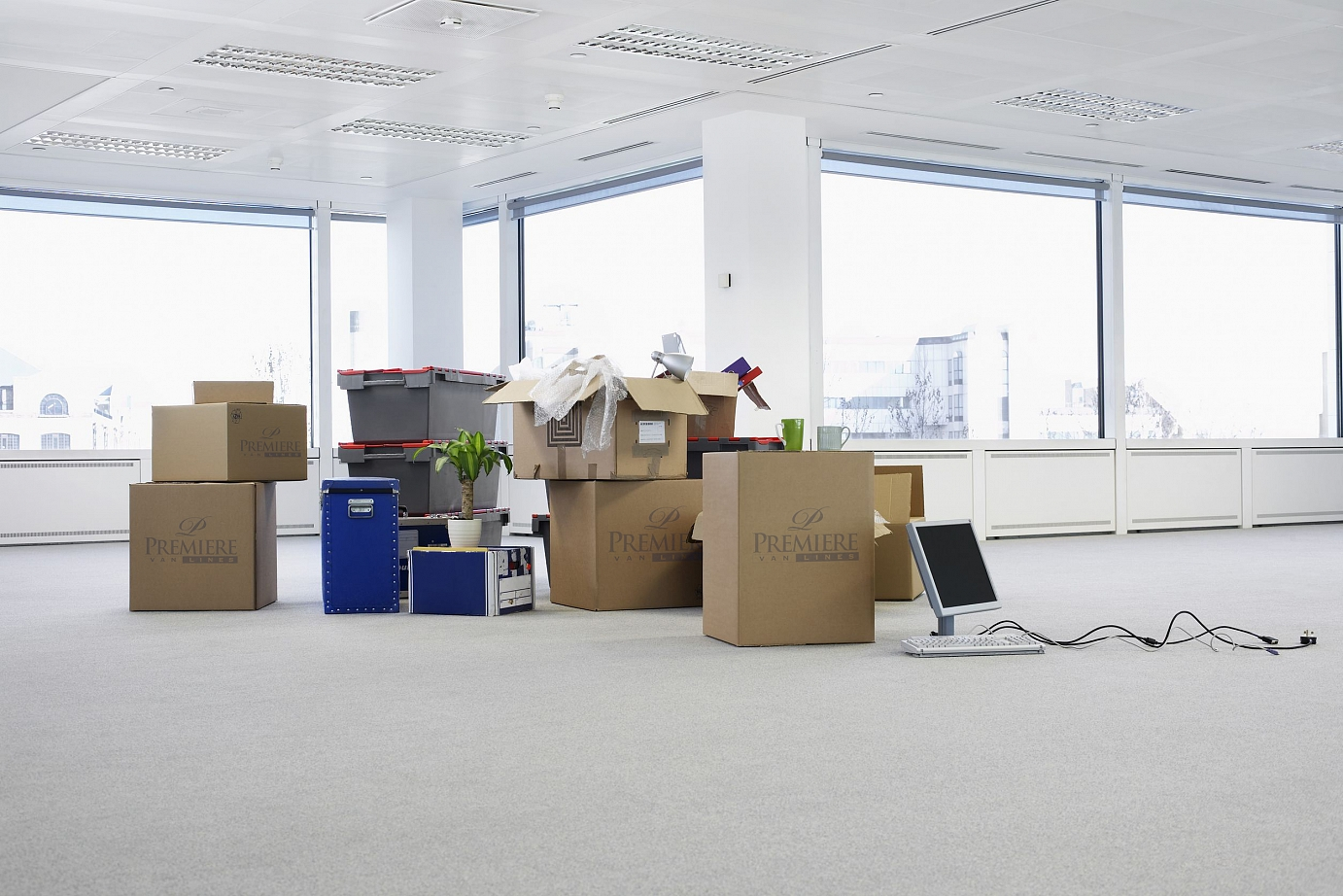 Why Use Commercial Moving Services?