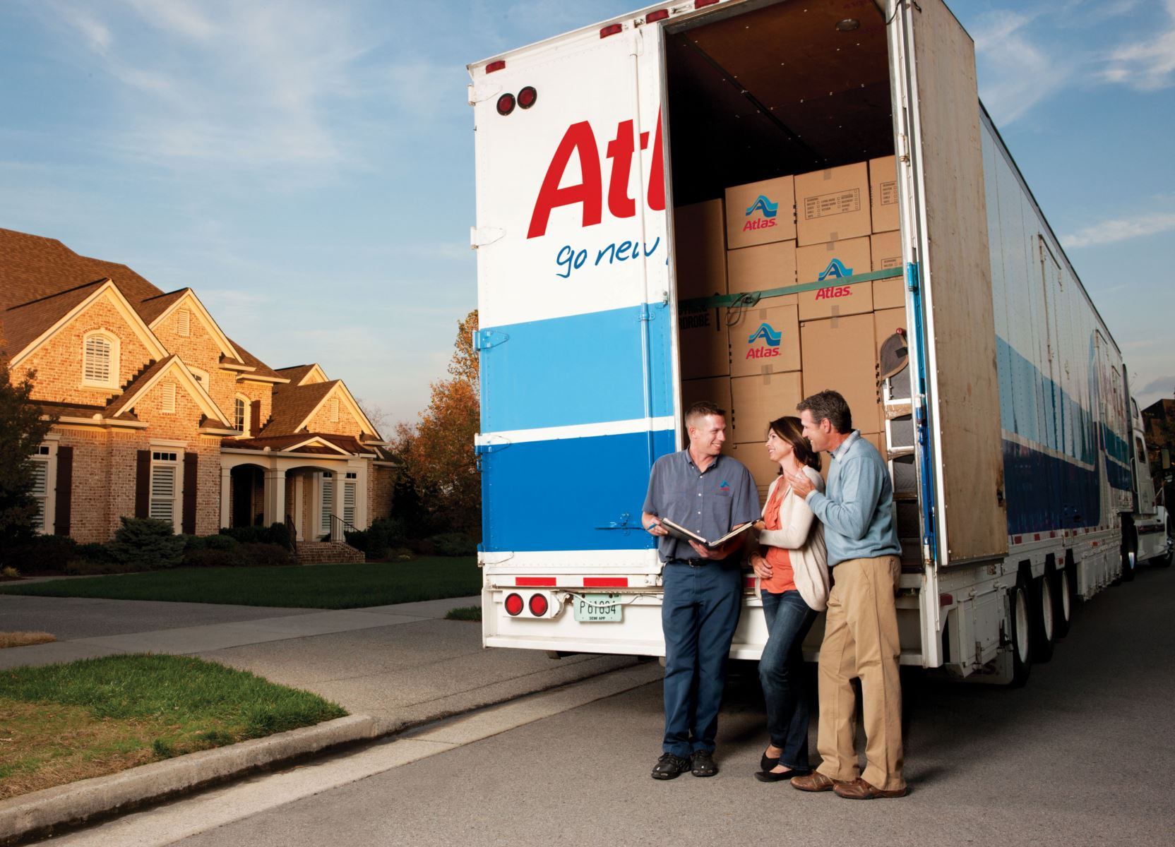 Information About Intrastate Relocation Services