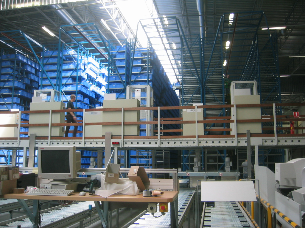 Increasing Efficiency in Your Warehouse Setting
